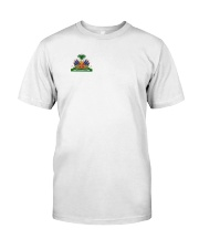 HAITI THE REVOLUTION WILL NOT BE TELEVISED Classic T-Shirt thumbnail