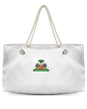 HAITI THE REVOLUTION WILL NOT BE TELEVISED Weekender Tote thumbnail