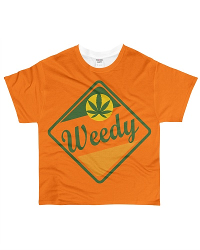 2020 OFFICIAL WEEDY APPAREL LINE