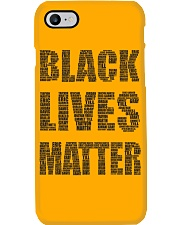 BLACK LIVES MATTER Phone Case thumbnail
