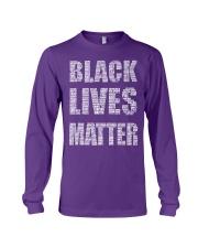 BLACK LIVE MATTER TO ALL Long Sleeve Tee thumbnail