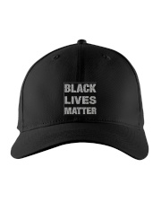 BLACK LIVE MATTER TO ALL Embroidered Hat thumbnail