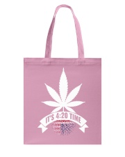 4:20 IS AMERICA'S NEW TIME Tote Bag thumbnail