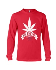 4:20 IS AMERICA'S NEW TIME Long Sleeve Tee thumbnail