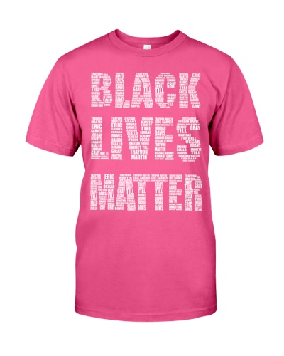 BLACK LIVES MATTER IS AS SERIOUS AS CANCER