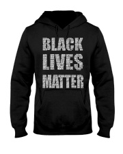 BLACK LIVES MATTER IS AS SERIOUS AS CANCER Hooded Sweatshirt thumbnail