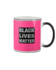 BLACK LIVES MATTER IS AS SERIOUS AS CANCER Color Changing Mug thumbnail