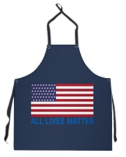 ALL LIVES MATTER IN THE USA Apron thumbnail
