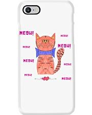Meow meow meow Phone Case thumbnail