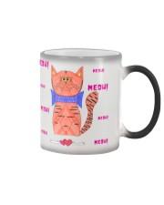 Meow meow meow Color Changing Mug thumbnail