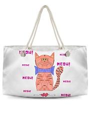 Meow meow meow Weekender Tote thumbnail