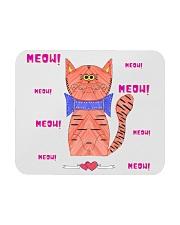 Meow meow meow Mousepad thumbnail