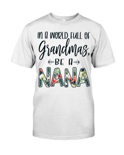 in the world-white Nana