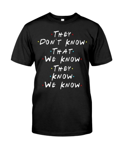 They don't know that we know funny gift