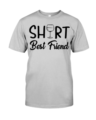 Short Tall Best Friend T Shirt