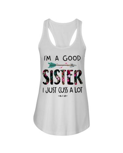 I am a good sister-white