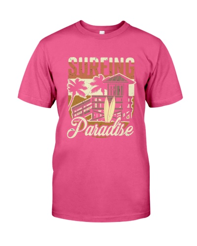 Surfing Paradise T-shirt