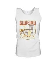 Surfing Paradise T-shirt Unisex Tank thumbnail