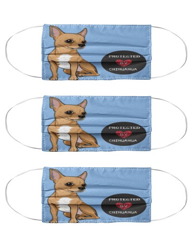 Chihuahua lovers FaceMask