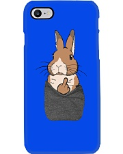 Funny Bunny Shirt Phone Case tile