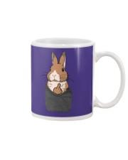 Funny Bunny Shirt Mug thumbnail