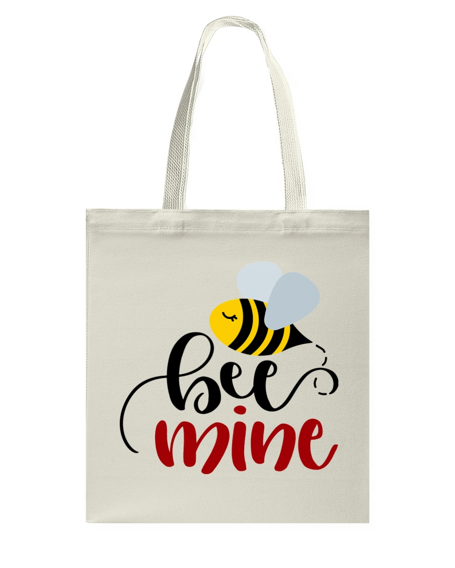 Bee mine - Valentines Day Tote Bag