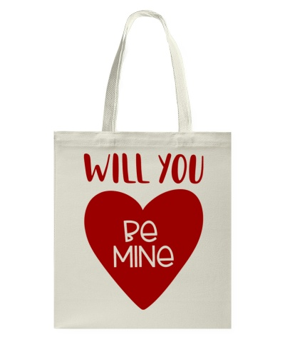 Will You Be Mine - Valentines Day
