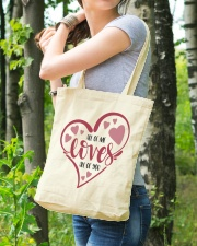 All Of Me Loves All Of You - Valentines Day Tote Bag lifestyle-totebag-front-4
