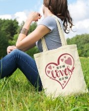 All Of Me Loves All Of You - Valentines Day Tote Bag lifestyle-totebag-front-6