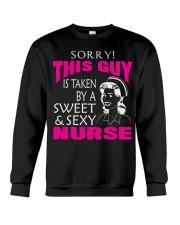 Nurse T Shirt - Cute Nurse Shirts Crewneck Sweatshirt thumbnail