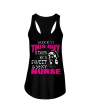 Nurse T Shirt - Cute Nurse Shirts Ladies Flowy Tank thumbnail