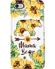 Mama Bear Sunflower Phone Case i-phone-7-case