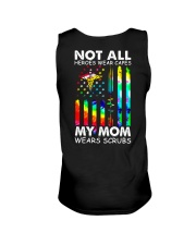 Mom Not All Heros Wear Capes Unisex Tank tile