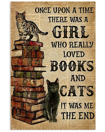 Cat Book Once Upon A Time