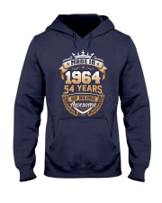 Made in 54 - 1964 years of being awesome Hooded Sweatshirt thumbnail