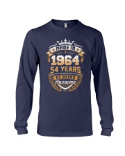 Made in 54 - 1964 years of being awesome Long Sleeve Tee thumbnail