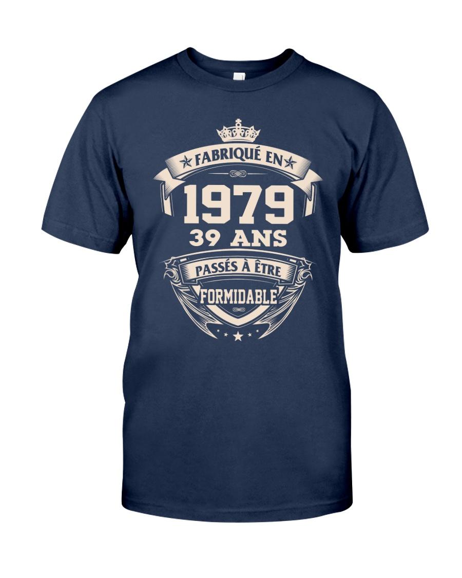 fabrique en 39 - 1979 formidable Classic T-Shirt