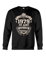 fabrique en 39 - 1979 formidable Crewneck Sweatshirt thumbnail