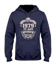 fabrique en 39 - 1979 formidable Hooded Sweatshirt thumbnail