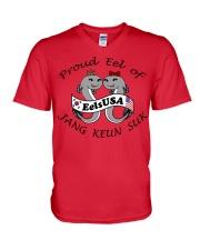 Proud Eel of Jang Keun Suk V-Neck T-Shirt thumbnail