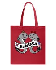 EelsUSA 2018 Campaign  Tote Bag thumbnail