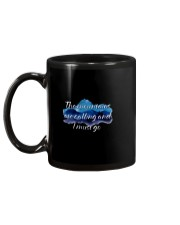 I MUST GO THE MOUNTAINS ARE CALLING Mug back