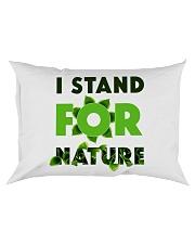 I stand For Nature Rectangular Pillowcase thumbnail