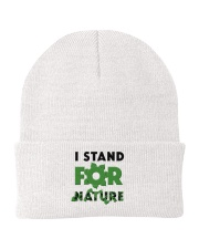 I stand for nature Knit Beanie thumbnail