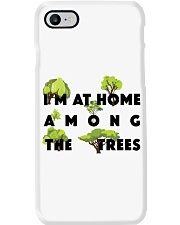I am at home among the Trees Phone Case thumbnail