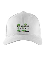 I am at home among the Trees Embroidered Hat thumbnail