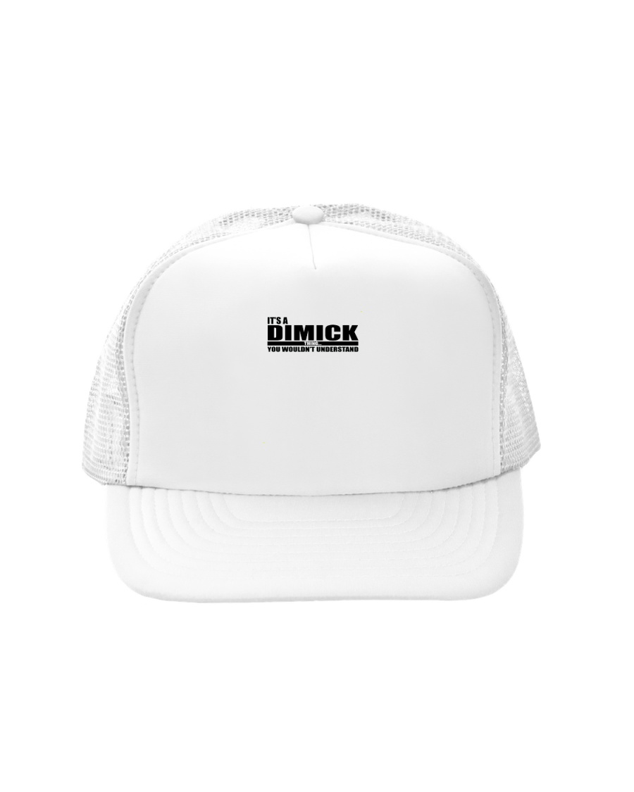 DIMICK awesome lovely gift Shirt Trucker Hat