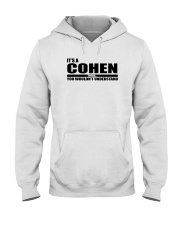 COHEN awesome lovely gift Shirt Hooded Sweatshirt thumbnail