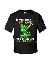 think short dragon TS Youth T-Shirt thumbnail