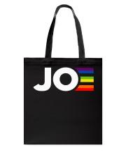 Joe Biden JOE Joe Pride Gay Rainbow Tote Bag thumbnail